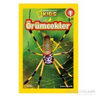 National Geographic Kids: Örümcekler