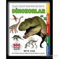 Süper Çıkartma Ve Aktivite Serisi: Dinozorlar-Kolektif