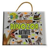 Muhteşem Dinozor - Aktivite Kutusu (Ciltli)
