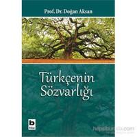 Türkçenin Sözvarlığı-Doğan Aksan