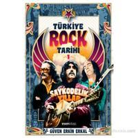 Türkiye Rock Tarihi 1 - Saykodelik Yıllar