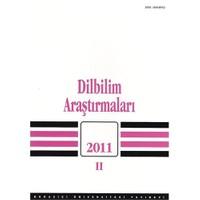 Dilbilim Araştırmaları 2011 - II