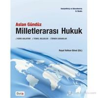 Milletlerarası Hukuk - M. Akif Aydın