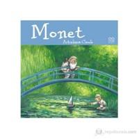 Monet Arkadaşım Claude - Anna Obiols