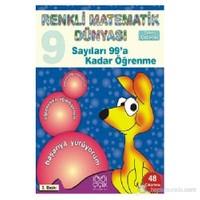 Renkli Matematik 9 Sayıları 99'a Kadar