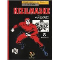 Çizgiroman Arşiv Dizisi-3: Kızılmaske - Lee Falk