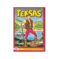 Teksas (Renkli) Nostaljik Seri Sayı: 12