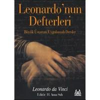 Leonardo'nun Defterleri - Büyük Üstattan Uygulamalı Dersler (Özel Cilt)