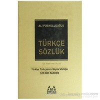 Türkçe Sözlük (100.000 Madde) (Ciltli)