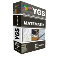 BİL IQ YGS Matematik Hazırlık Seti 28 VCD+Kitap