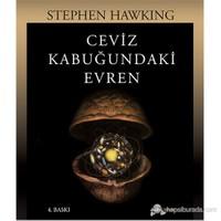 Ceviz Kağundaki Evren (Ciltli) - Stephen W. Hawking