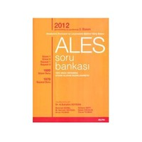 Ales 2012 Soru Bankası