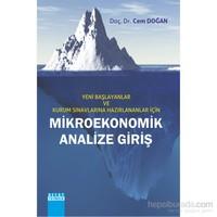 Kurum Sınavlarına Hazırlananlar İçin Mikroekonomik Analize Giriş