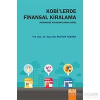 Kobilerde Finansal Kiralama