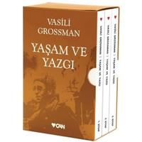 Yaşam Ve Yazgı (3 Kitap Takım) - Vasili Grossman