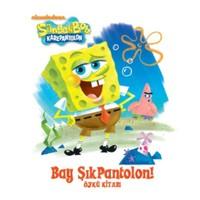 Süngerbob Karepantolon-Bay Şık Pantolon