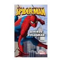 Spider Man Şehirde Dolaşmak-Kolektif