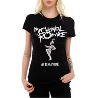 Köstebek My Chemical Romance Kadın T-Shirt