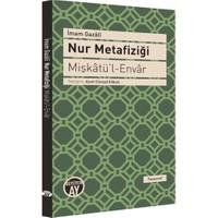 Nur Metafiziği-İmam-I Gazali
