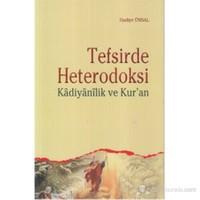 Tefsirde Heterodoksi (Kadiyanilik Ve Kur'An)-Hadiye Ünsal