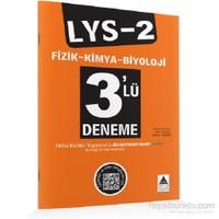 LYS-2 Fizik–Kimya–Biyoloji 3'lü Deneme