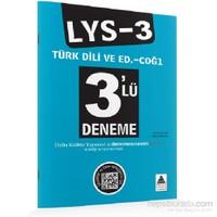 Lys-3 Türk Dili Ve Edebiyatı–Coğrafya-1 3'Lü Deneme-Komisyon