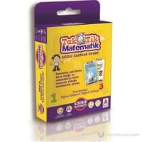 6. Sınıf Taktik Matematik Akıllı Kartlar Oyunu-Kolektif