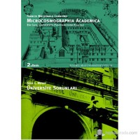 Microcosmographia Academica Bir Genç Üniversite Politikacısına Kılavuz F. M. Cornford Üniversite Sor