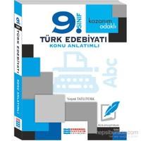 9. Sınıf Türk Edebiyatı Konu Anlatımlı-Kolektif