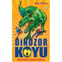 Dinozor Koyu - Kertenkele Kralın Saldırısı 1