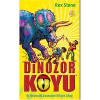 Dinozor Koyu - Üç Boynuzlu Canavarın Ortaya Çıkışı 2 - Rex Stone