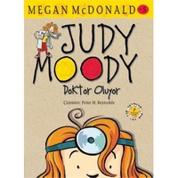 Judy Moody Doktor Oluyor - Megan Mcdonald