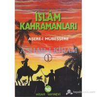İslam Kahramanları Ashab-ı Kiram (5 Kitap Takım) (Aşere-i Mübeşşere)