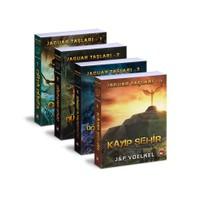 Jaguar Taşları 4 Kitap Set