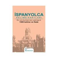 İspanyolca Kelime Kartları