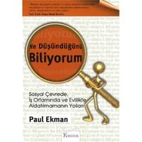 Ne Düşündüğünü Biliyorum - Paul Ekman
