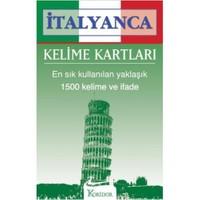 İtalyanca Kelime Kartları