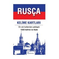 Rusça Kelime Kartları