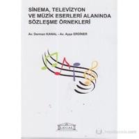 Sinema, Televizyon ve Müzik Eserleri Alanında Sözleşme Örnekleri