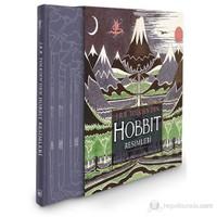 J.R.R. Tolkien'den Hobbit Resimleri (Kutulu-Numaralı Özel Baskı)- Wayne G. Hammond