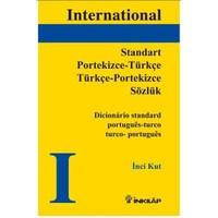 Standart Portekizce – Türkçe / Türkçe – Portekizce Sözlük - İnci Kut