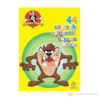 44 Sayfalik Eglenceli Boyama Kitabi Tazmanya Canavari Fiyati