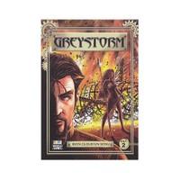 Greystorm 2. Cilt - Iron Cloud'un Sonu