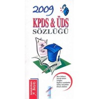 ART KPDS & ÜDS SÖZLÜĞÜ 2009