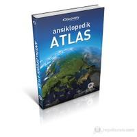 Discovery Ansiklopedik Atlas (Ciltli + Morgan Freeman ile Kainatın Sırları DVD Hediyeli!)