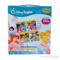 Smart Prıncesses (Zeki Prensesler) Çantalı Set