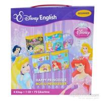 Happy Prıncesses (Mutlu Prensesler) Çantalı Set