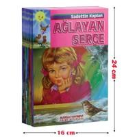 Tuba Dizisi (Renkli Resimli Çocuk Kitapları, 10 Kitap Set) - Sadettin Kaplan