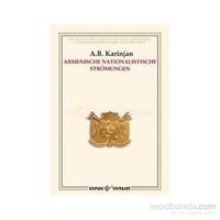 Armenische Nationalistische Strömungen-A. B. Karinjan