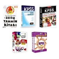 KPSS Genel Yetenek Genel Kültür 5'i Bir Yerde Platin Soru Seti